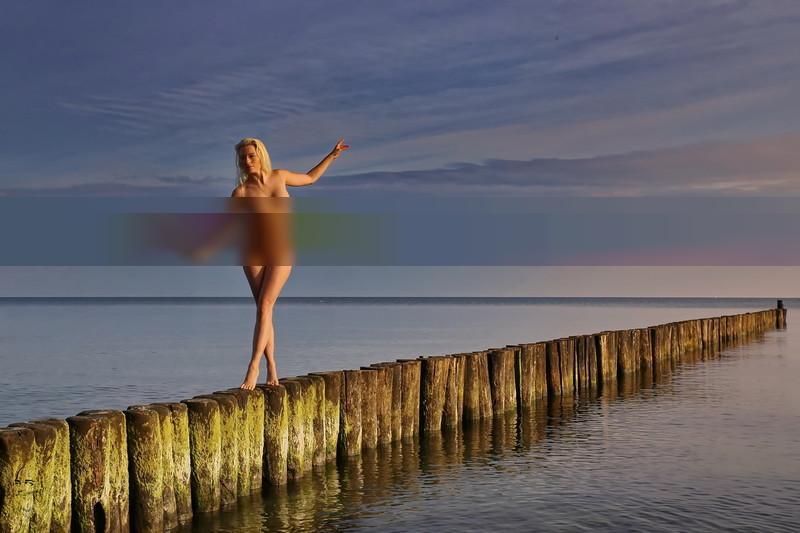 Balance / Nude | Fotografie von Fotograf dieterkit ★3 | STRKNG
