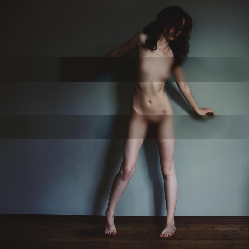 Deer in the headlights / Nude  Fotografie von Fotografin CyanideMishka ★36 | STRKNG