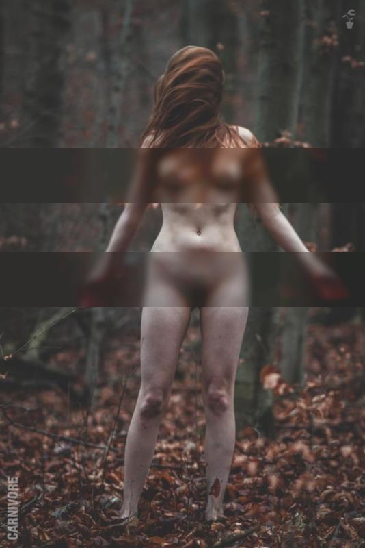 pure nature / Nude   Fotografie von Model la fleur de la nuit ★33   STRKNG